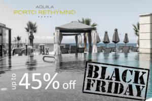 AQUILA HOTELS & RESORTS BLACK FRIDAY