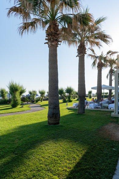 Aquila Rithymna Beach Family resort in Crete