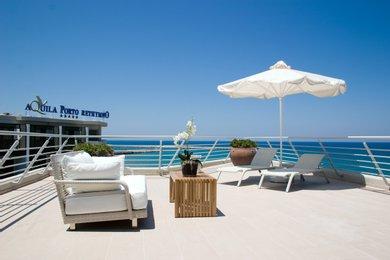 Porto Rithymna resort in Crete